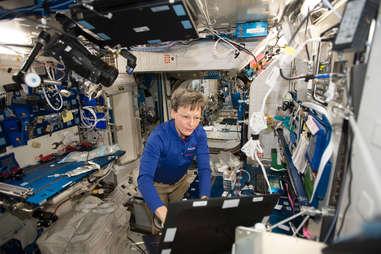 NASA, Peggy Whitson
