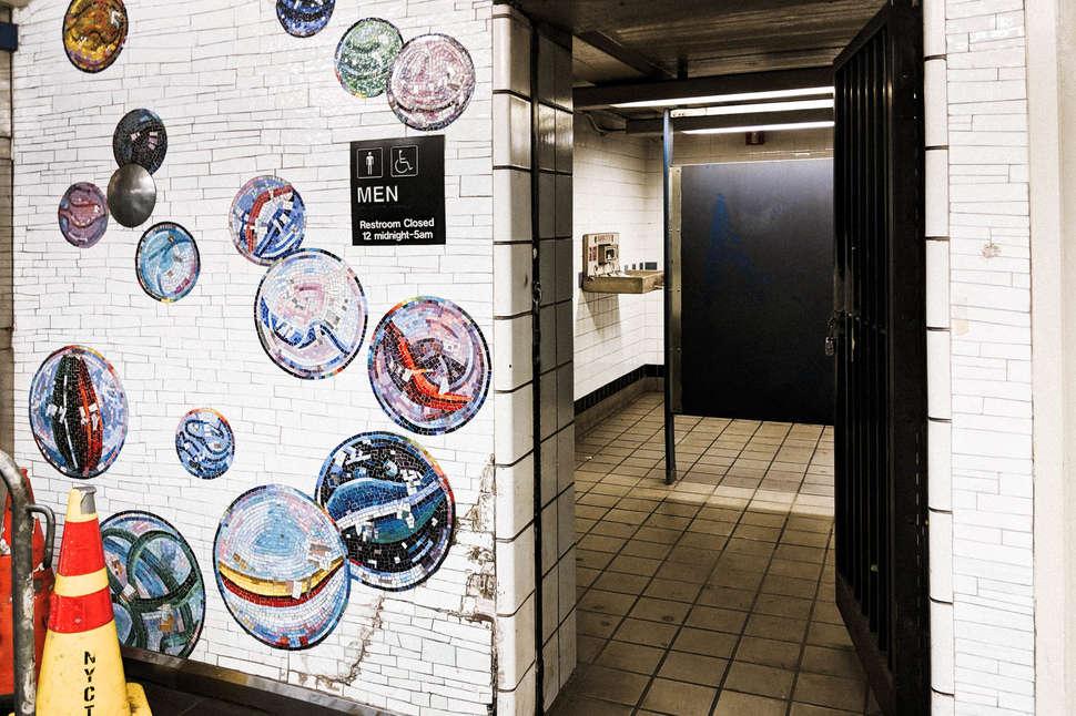 Nyc Subway Station Bathrooms In Manhattan Reviewed Thrillist