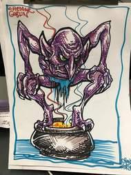 Cheddar Goblin mandy