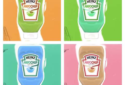 what does heinz mayochup taste like mayochup taste test thrillist