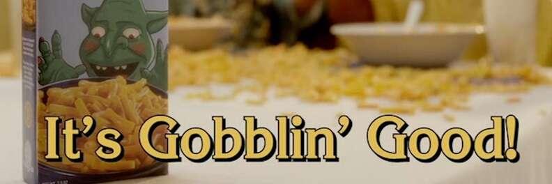 Cheddar Goblin, Mandy