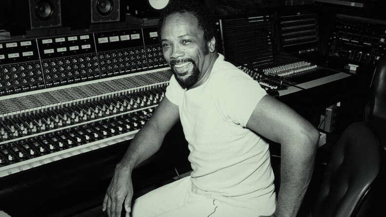 Quincy jones netflix documentary