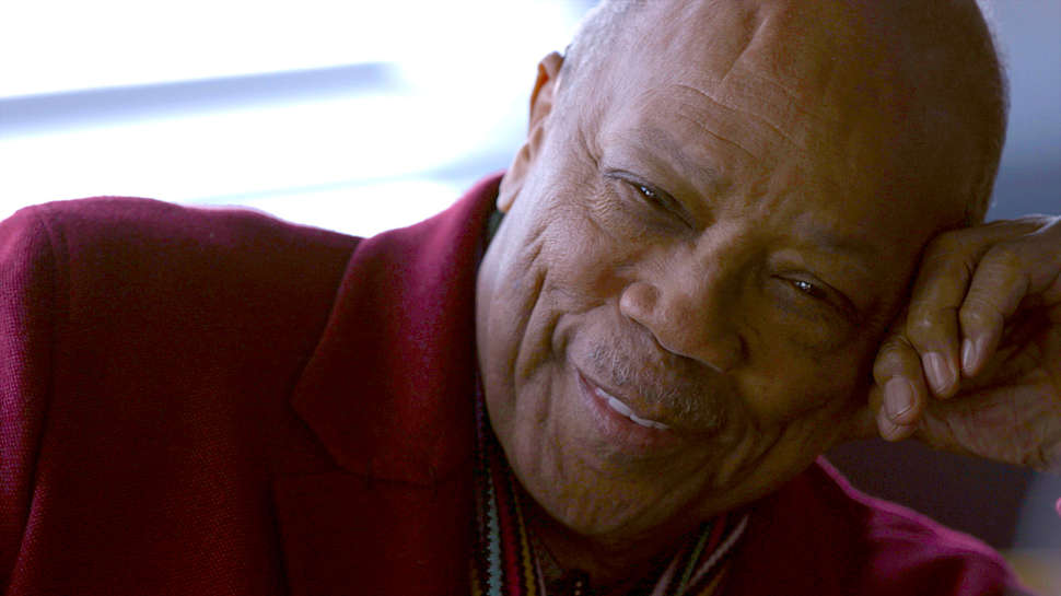 quincy jones netflix documentary