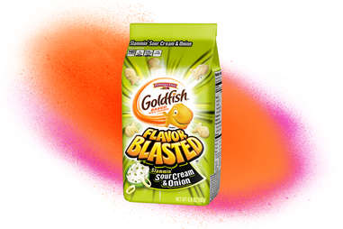Flavor Blasted Sour Cream and Onion Goldfish