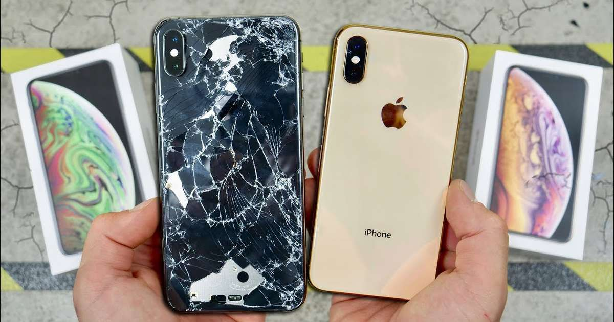 Iphone Xs Xs Max Drop Test How Durable Are The New Iphone Screens Thrillist