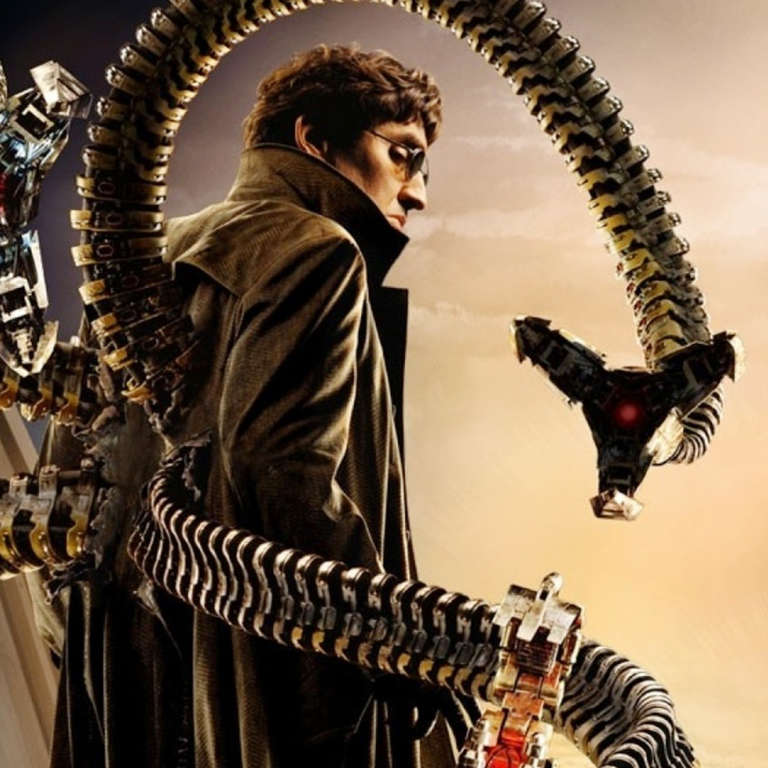 The Evolution of Doctor Octopus - NowThis