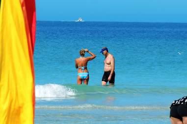Coquina Beach on Anna Maria Island
