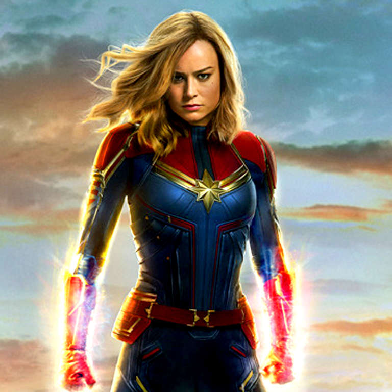 The Evolution Of Captain Marvel - Nowthis-9710