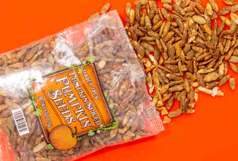 Trader Joe's Pumpkin Spice Pumpkin Seeds