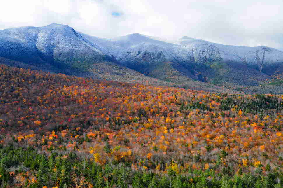 New Hampshire White Mountains