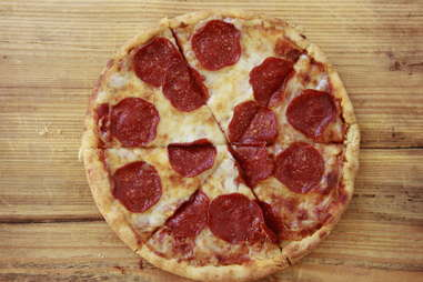 Table5 Frozen Pizza uncured pepperoni cheese pizzas slice slices crust dinner lunch