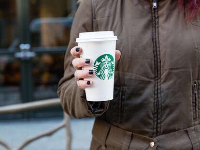 Starbucks Happy Hour BOGO Deal