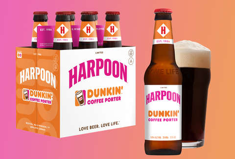 dunkin donuts beer