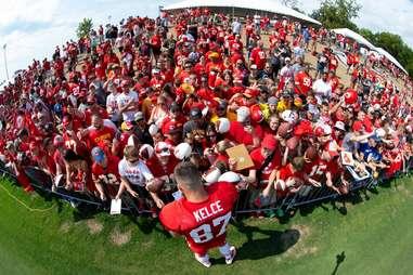 The Kansas City Chiefs