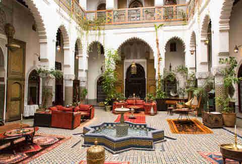 Hotel Riad Dar El Ghalia in Fes