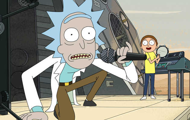 'Rick and Morty' Composer Ryan Elder Is Very Serious About Making Silly Songs