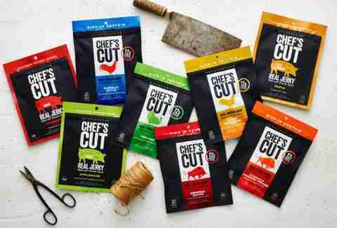Chef's Cut Real Jerky bags