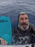 Ben Lecomte, The Swim
