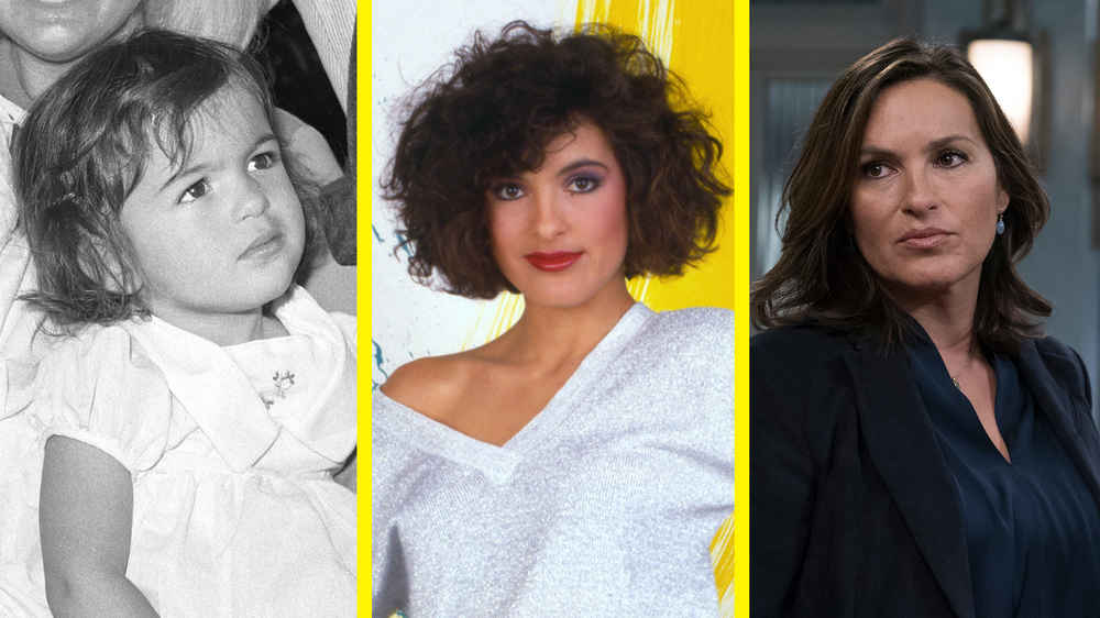 The Evolution Of Mariska Hargitay Nowthis