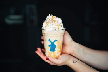 Dutch Bros secret menu, Horchata Chai