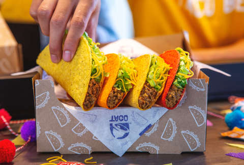 National Taco Day Taco Bell