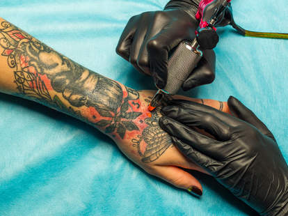 tattoo accident stories