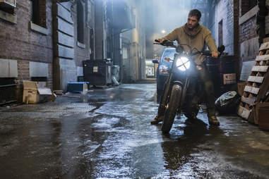 tom hardy motorcycle venom