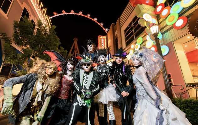 The Spookiest Halloween Haunts in Vegas This Month