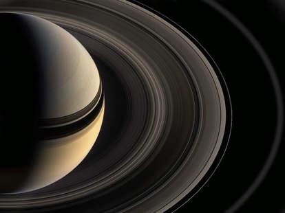 NASA, Saturn, Cassini, rings