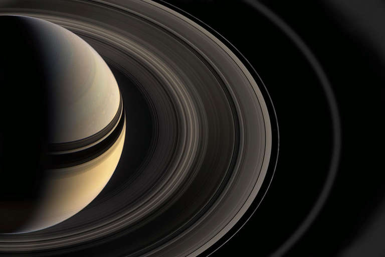 NASA, Saturn, Cassini, rings