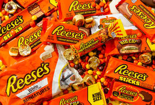 Every Reese's Candy Product, Ranked