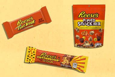 Reese's snacks