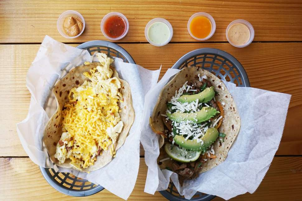 1f4baed1512c6 Best Breakfast Tacos in Austin to Eat Right Now - Thrillist