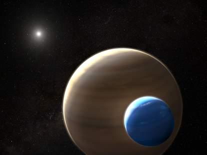 NASA, Kepler, exomoon