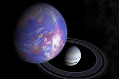 NASA, exomoon, Kepler