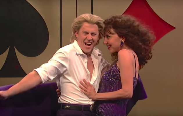 Watch 'SNL' Cast Members Lose It During This Date-A-Magician Game Show Sketch
