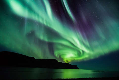 northern lights tonight