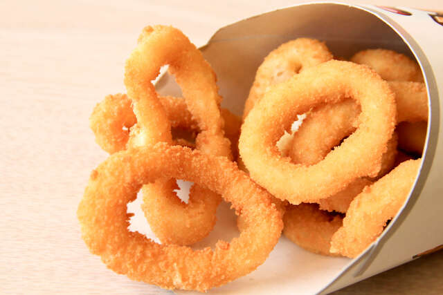Burger King onion rings