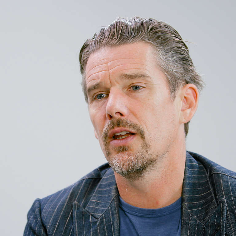 Ethan Hawke On 'First ...