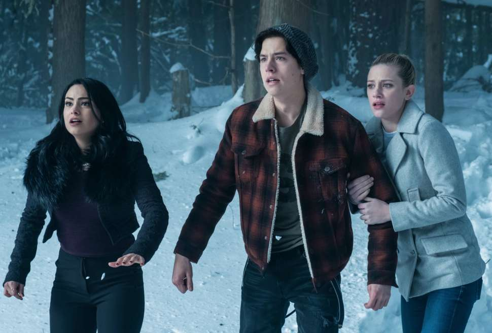 riverdale jughead betty veronica