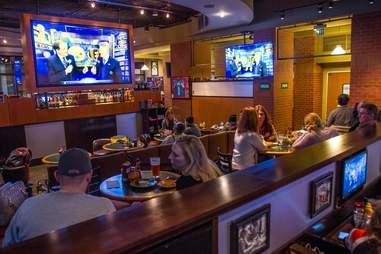 sport restaurant and bar