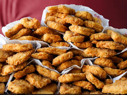 burger king chicken nugget deal