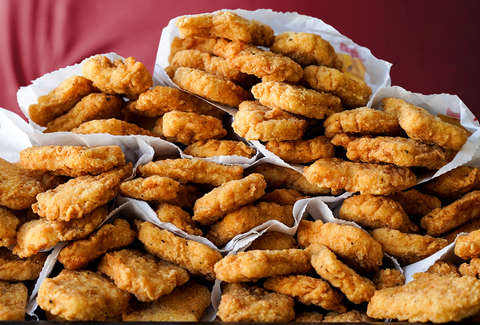 Burger King Is Offering 100 Chicken Nuggets For 10 This October