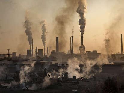 IPCC, Climate change, CO2