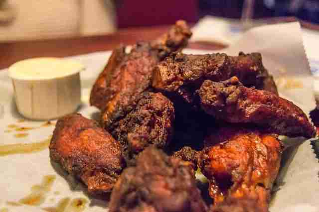 Sweetwater Tavern wings