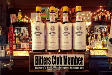 Nelsen's Hall & Bitters Club