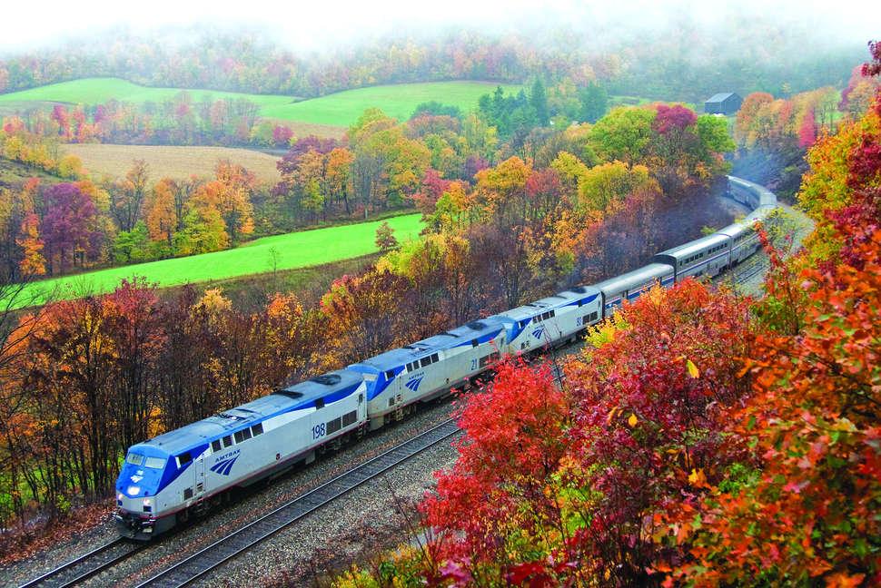 Amtrak Across America Sale Has Cheap 13 Train Tickets