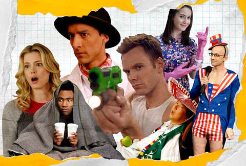 Best Community Episodes (So Far), Ranked - Thrillist