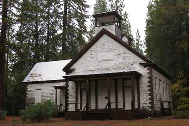 north bloomfield ghost town