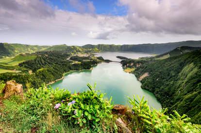 Sete Cidades, Azores, Portugal